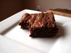 Bourbon brownies...bourbon is good in anything...
