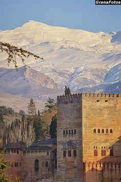 La Alhambra, el Albaicín y Los Jardines del Generalife, entre los rincones más fotografiados de la ciudad
