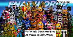 fnaf world download free full game