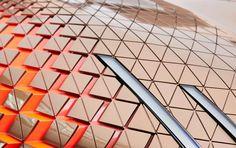 La creme de la creme, the selection of our community's favorites. Data Architecture, Parametric Architecture, Parametric Design, Id Design, Pattern Design, Motifs Textiles, Geometric 3d, 3d Texture, Texture Design