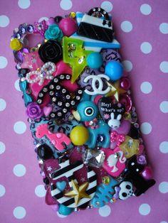 barbie, case, cell phone, cute, diamond