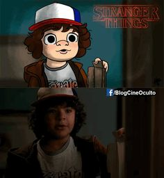 This is the cutest fricken thing I have ever laid eyes on Stranger Things Fanfic, Eleven Stranger Things, Stranger Things Have Happened, Toothless, Comic, Stranger Danger, Good Things, Amazing Things, Fanfiction