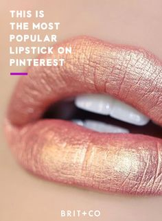 Bookmark this to meet the most popular lipstick on Pinterest.