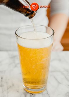 How Homebrewed Beer Goes from Flat to Fizzy — The Kitchn's Beer School 2015