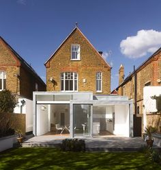Boucher House/Paul Archer Design/Putney
