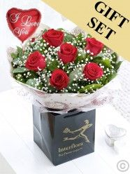 Send flowers with Flowers. Flower Delivery available in Dublin and nationwide. I Love You Balloons, Love Balloon, Dublin, Anniversary Flowers, Flowers Delivered, Send Flowers, Beautiful Flowers, Valentines Day