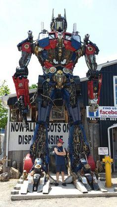 meet optimus prime bournemouth international centre