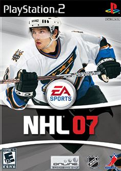 NHL 07 Hockey EA Sports Playstation yeah I still play this. Nhl Games, Xbox 360 Games, Sports Games, Latest Video Games, Ea Sports, Xbox Live, Electronic Art, Playstation 2, Psp