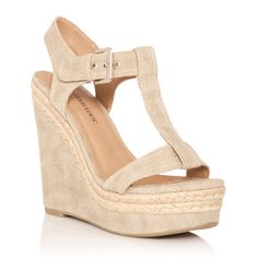 With a nice summer dress, or a cute skirt and top this is a great up or down shoe. I cannot wait for it to warm up!