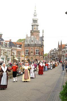 www.villsethnoatlas.wordpress.com (Holendrzy, Dutch) Bolsward, Friesland