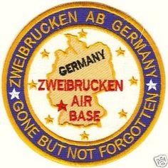 Zweibruecken Airbase - closed 1992