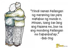 Cheesypinoy.com » Love Quotes, Cheesy Quotes, Emo Quotes, Inspirational Quotes, Pick up lines, Pinoy Love Quotes, Tagalog Love Quotes, Pinoy Emo Quotes, Philippine funny Pictures, Filipino Funny Pics, Funny Pics » Isa lang ang kailangan Tagalog Love Quotes, Emo Quotes, Wise Quotes, Quotable Quotes, Inspirational Quotes, Cheesy Love Quotes, Love Quotes For Her, Sweet Quotes, Quotes For Him