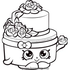 Shopkins Coloring Pages to Print . Shopkins Coloring Pages to Print . 20 Elegant Free Shopkins Coloring Pages Shopkins Coloring Pages Free Printable, Shopkin Coloring Pages, Cupcake Coloring Pages, Wedding Coloring Pages, Birthday Coloring Pages, Cartoon Coloring Pages, Coloring Pages To Print, Coloring Book Pages, Coloring Pages For Kids