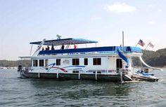Lovely Conley Bottom Houseboat Rental