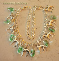 Pro-Galgo Jewelry, raising funds to help Galgos.  UK and USA.