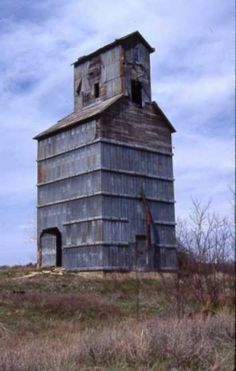 Oklahoma Grain Elevator