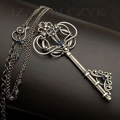 Celastrina Argiolus key pendant by Iza Malczyk: http://www.izamalczyk.com/en/gallery-1-537-3893.html