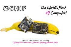 Get C.H.I.P. and C.H.I.P. Pro - The Smarter Way to Build Smart Things