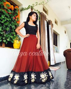 0074340aee29 80 Best Indian Skirt and crop top images in 2019