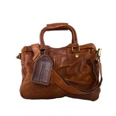 Cowboysbag_Washington (cognac)