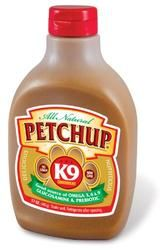 Petchup Nutritional Condiment Dry Dog Food
