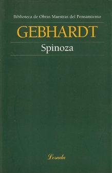k - CARL GEBHARDT, Spinoza, Losada