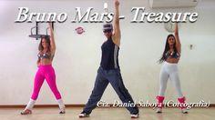 Bruno Mars - Treasure Cia. Daniel Saboya (Coreografia)