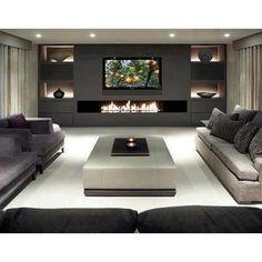 30 Interior Design Ideas To Make Modern Living Room   Home Decoration