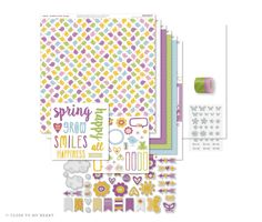 The new Penelope Workshops Your Way Scrapbooking Kit contains all of the products you need to create 3 double-page scrapbooking layouts, 1 double-page Picture My Life pocket scrapbooking layout and 8 cards. This kit is accompanied by an online cutting and assembly guide that will help you turn the collection of products into truly beautiful works of art. Visit http://scrapstampshare.ctmh.com.au/ for more details.