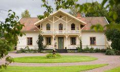 1800-talscharm på prästgård