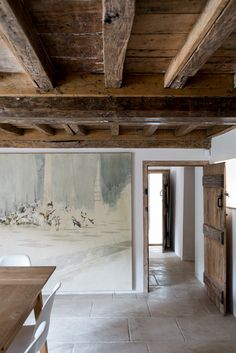 Mix of old & new architecture in the Cotswolds Interior Architecture, Interior And Exterior, Landscape Architecture, Property Design, Interior Decorating, Interior Design, Decorating Games, Decorating Websites, Diy Interior