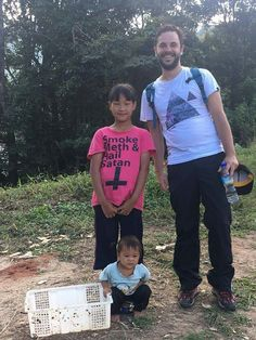My friend met some cute kids in Chiang Mai   http://ift.tt/2dpPAtf via /r/funny http://ift.tt/2elC1cz  funny pictures