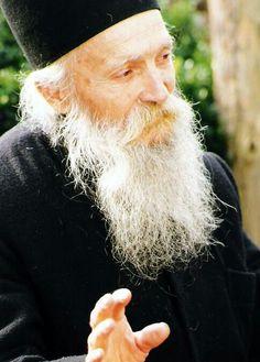 Отац Тадеј Витовнички...Elder Thaddeus, I love him!