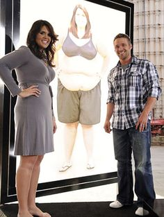 Extreme Makeover: Weight Loss Edition begins this Sunday at 9 EST!  It is one of my favorite summer shows - very inspirational and moving.