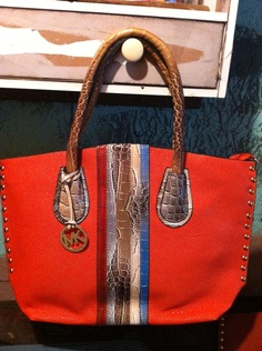 Cute MK bag from LuLu's Bags @ http://www.facebook.com/Lulusbags