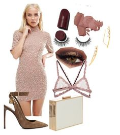 """""""Untitled #118"""" by ruxandraanita on Polyvore featuring ASOS, Tom Ford, AX Paris, Fleur du Mal and Edge of Ember"""