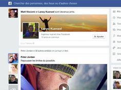 """Quelques mois plus tard, le 7 mars 2013, Facebook dévoile le lifting de son fil d'actualité. Au menu, notamment, des images plus grandes et un """"journal personnalisé"""" qui s'adaptera aux intérêts de l'utilisateur. Des nouveautés qui permettent à Facebook de lancer               """"Facebook Paper"""", LA nouvelle application."""