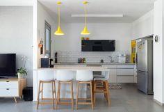 לחבק את תל אביב: הלבשת דירה בשלל צבעים | בניין ודיור