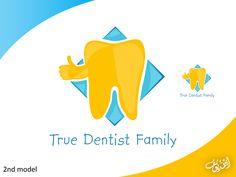 true dentist logo 1 by moslem-d.deviantart.com on @deviantART