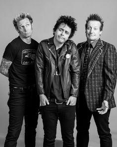 Die Punkband Green Day über Älterwerden, Waffengewalt und ihr Geheimnis, sich nicht gegenseitig auf die Nerven zu gehen.