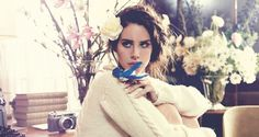 Lana Del Rey for Vogue