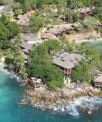 A resort is set to open its doors along Beau Vallon Beach of Mahe, the Seychelles' main island. 5 Star Resorts, Seychelles, Island, Beach, Water, Outdoor, Block Island, Gripe Water, Outdoors
