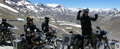 Now this looks truly epic. Motorcycle tours across some of south Asia's most exotic destinations, from £2490. Me like.