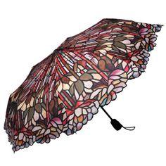 A Tiffany umbrella!