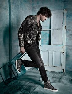 Marlon Teixeira for Browns Shoes Fall Winter 2013