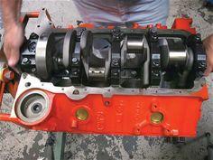 How to Stroke Any Engine - Car Craft Magazine - Hot Rod Truck Repair, Engine Repair, Engine Rebuild, Car Engine, Chevy Motors, Crate Motors, Car Restoration, Diy Car, Custom Cars