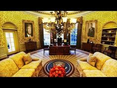 Hot News President Trump Has Already Redecorated The Oval Office