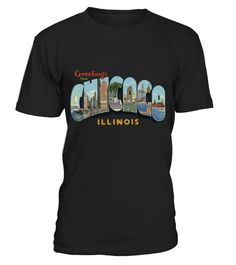 """# Greetings Chicago Illinois Apparel T-Shirts .  1279 sold towards goal of 1000Buy yours now before it is too late!Secured payment via Visa / Mastercard / PayPalHow to place an order:1. Choose the model from the drop-down menu2. Click on """"Buy it now""""3. Choose the size and the quantity4. Add your delivery address and bank details5. And that's it!"""