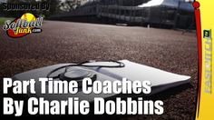 """Part - Time Coaches"" By Charlie Dobbins, Head Coach, William Peace University Read his article at http://fastpitch.tv/part-time LINKS OF INTEREST http://Fastpitch.TV/Store http://Fastpitch.TV/Instagram http://Fastpitch.TV/Newsletter http://Fastpitch.TV/Books http://Fastpitch.TV/Backers http://Fastpitch.TV/Apps http://Fastpitch.TV/Twitter http://Fastpitch.TV/GooglePlus http://Fastpitch.TV/YouTube http://Fastpitch.TV/Facebook http://Fastpitch.TV/Flickr http://FastpitchMagazine.com/"