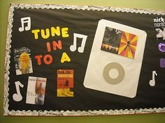 i ♥ my library: bulletin boards